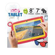 Brand New Kids Educational Games Tablet (1GB RAM, 8GB Storage) | Toys for sale in Rivers State, Port-Harcourt