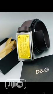 Dolce and Gabana Belt   Clothing Accessories for sale in Lagos State, Lagos Island
