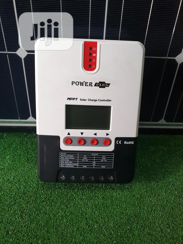 New 20A 24V Powerplus MPPT Charger Controller