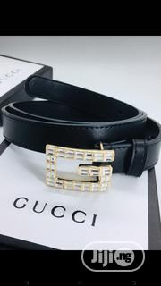 Gucci Crystal Embellished Belt   Clothing Accessories for sale in Lagos State, Lagos Island