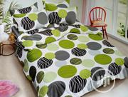 Quality Bedsheet With 4 Pillow Cases (6*6) | Home Accessories for sale in Lagos State, Magodo