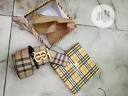 Burberry Leather Belt   Clothing Accessories for sale in Lagos State, Lagos Island
