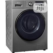 Hisense 10KG Wash / 7KG Dry Titanium Grey Washing Machine | Manufacturing Equipment for sale in Enugu State, Enugu