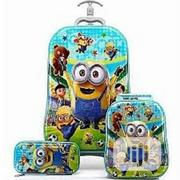 Minions Trolley School Bag 3 In 1 | Babies & Kids Accessories for sale in Lagos State, Ikeja