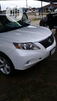 Lexus RX 2010 350 White | Cars for sale in Udu, Delta State, Nigeria