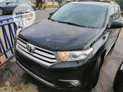 Toyota Highlander 2012 Black   Cars for sale in Lagos State, Lagos Mainland