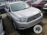 Toyota Highlander 2008 Limited Silver   Cars for sale in Lagos State, Lagos Mainland