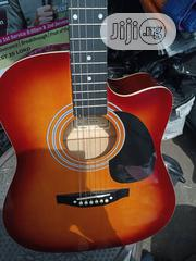 Semi Acostic Guitar | Musical Instruments & Gear for sale in Lagos State, Mushin