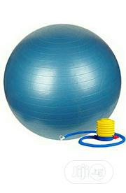 Gym Ball With Air Pump | Sports Equipment for sale in Lagos State, Surulere