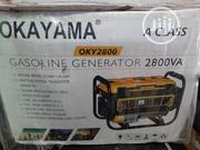 Okayama Genertor Set OKY2800 | Electrical Equipment for sale in Kwara State, Ilorin East