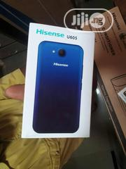 New Hisense Hs-U602 8 GB Blue | Mobile Phones for sale in Abuja (FCT) State, Central Business District