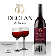 Declan Sweet Red Wine X12   Meals & Drinks for sale in Lagos State, Isolo
