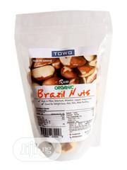 Towg Organic Brazil Nuts - 200g | Feeds, Supplements & Seeds for sale in Lagos State, Ikeja