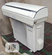 Panasonic Full 1horse Power Inverter Air Conditioner   Home Appliances for sale in Lagos State, Alimosho