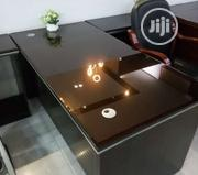 Executive Office Table With Extension and Drawers | Furniture for sale in Lagos State, Ikeja