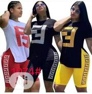 Shorts Short Gown Long Top Knicker And Top Tight Short | Clothing for sale in Lagos State, Yaba
