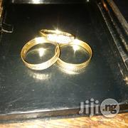 Pure ITALY 750 Tested 18krt Gold Wedding Ring Set | Wedding Wear for sale in Lagos State, Lagos Island