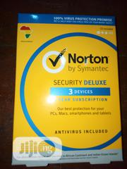 Norton Security Deluxe 3pc | Software for sale in Lagos State, Lagos Island