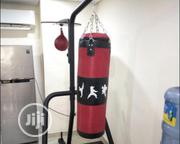 Boxing Bag With Stand | Sports Equipment for sale in Abuja (FCT) State, Garki 1