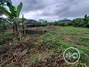 Well Fenced Land With Foundation for Sale at Joceco Close,Ekpan Warri, | Land & Plots For Sale for sale in Delta State, Uvwie