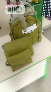 Dior 3piece Leather Bag | Bags for sale in Lagos State, Ajah