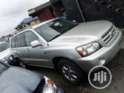 Toyota Highlander 2005 V6 Silver | Cars for sale in Lagos State, Apapa