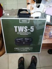 Remax TWS-5 | Headphones for sale in Lagos State, Ikeja