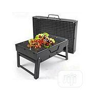 Portable Barbeque Charcoal Grill | Kitchen Appliances for sale in Lagos State, Shomolu