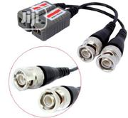 CCTV Camera BNC Video Balun Transceiver Cable | Accessories & Supplies for Electronics for sale in Lagos State, Ikeja