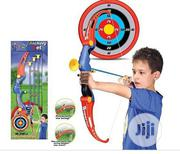 Children Plastic Arrow And Bow Sport Shooting | Toys for sale in Lagos State, Alimosho