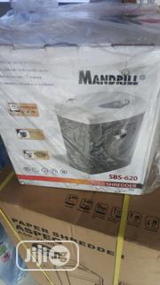 Aspeg Mandrill Sbs-620 Paper Shredder | Stationery for sale in Abuja (FCT) State, Wuse 2
