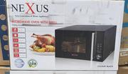 20 Litter Nexus Microwave With Grilled | Kitchen Appliances for sale in Lagos State, Ojo