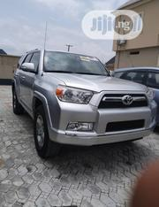 Toyota 4-Runner 2010 SR5 4WD Silver | Cars for sale in Lagos State, Amuwo-Odofin