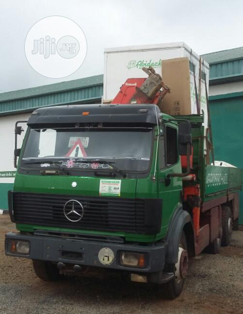 Hiab And Trucks For Hire
