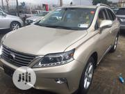 Lexus RX 2015 350 AWD Gold   Cars for sale in Lagos State, Ojodu