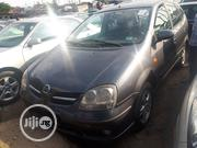 Nissan Almera Tino 2004 Gray | Cars for sale in Lagos State, Apapa