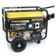 Sumec Firman Generator Fpg3800e2 | Electrical Equipments for sale in Lagos State, Alimosho