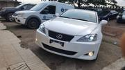 Lexus IS 2009 White | Cars for sale in Lagos State, Ikeja