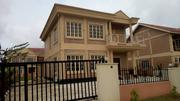 4 Bedroom Fully Detached Duplex For Rent At Amen Estate, Eleko | Houses & Apartments For Rent for sale in Lagos State, Ibeju