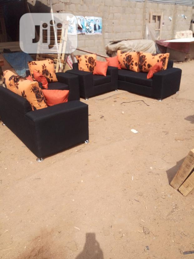 Exotic 7seater Pillow Back Sofa