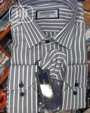 Levi Gardin Men's Cotton Quality Shirts   Clothing for sale in Lagos State, Lagos Island