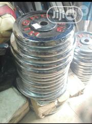 Imported Barbell Plates 1200 Per Kg | Sports Equipment for sale in Abuja (FCT) State, Gwagwalada