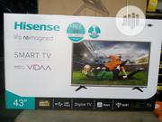 Hisense Smart LED Tv 43 N2182WTS | TV & DVD Equipment for sale in Lagos State, Lagos Mainland