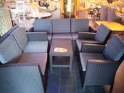 7seaters Plastic Chair And Table | Furniture for sale in Lagos State, Ojo