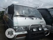 Mitsubishi L300 2001 Silver Long Frame | Buses & Microbuses for sale in Lagos State, Apapa