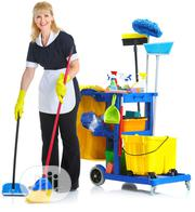 Haspol Offer Professionals Nanny, House Keepers For Homes | Cleaning Services for sale in Lagos State, Gbagada