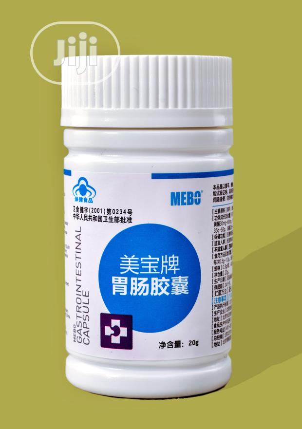 MEBO GI Tested and Proven Natural Remedy for Ulcer