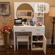 Beautiful Make_up Dressing Mirror and Chair | Home Accessories for sale in Lagos State, Lekki Phase 2