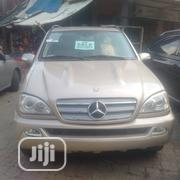 Mercedes-Benz M Class 2005 Gold | Cars for sale in Lagos State, Lagos Mainland