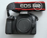 Canon 80d Body ( Used Like New) | Photo & Video Cameras for sale in Lagos State, Gbagada